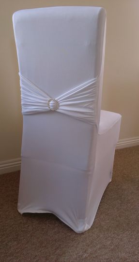 Buckle chair covers