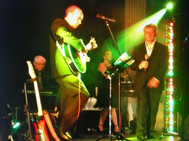 Band at Beach Ballroom