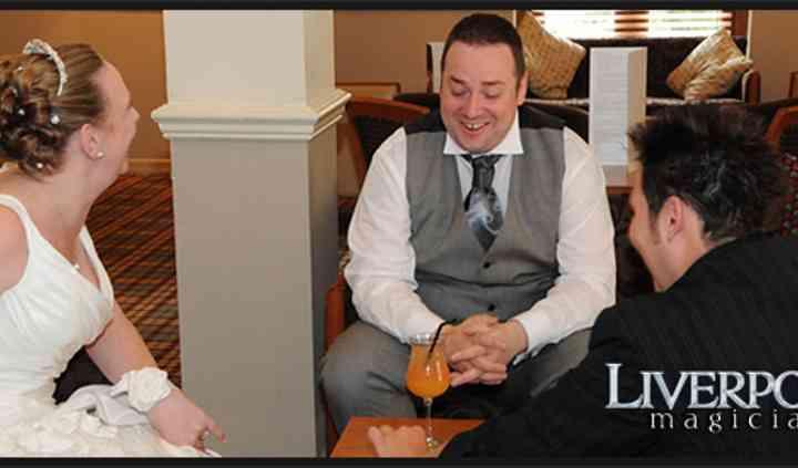 Wedding Magic for the newlyweds