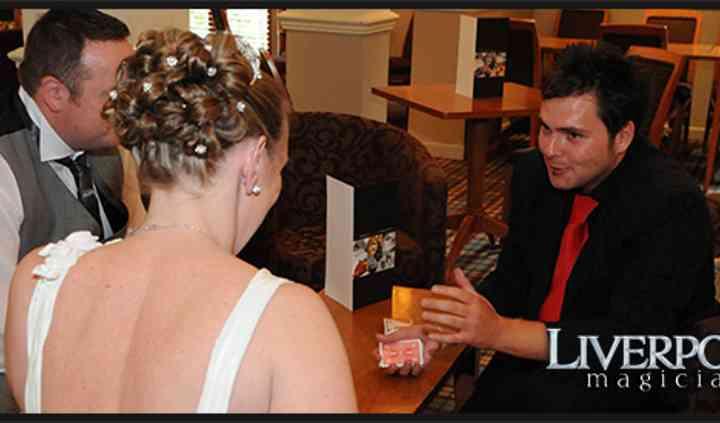Magic for weddings