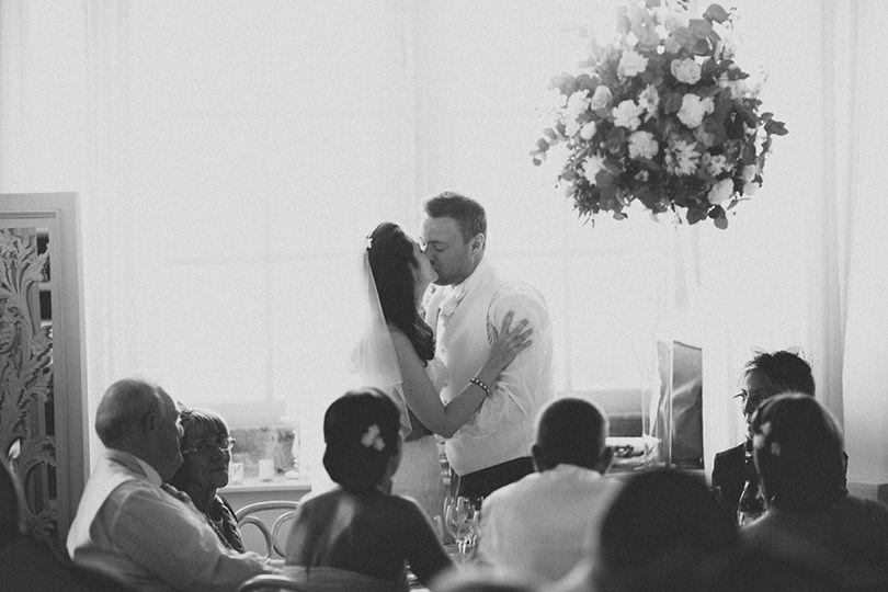 Ballroom Kiss