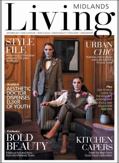LIVING MAGAZINE - All about me