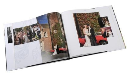 A Bespoke Wedding Album
