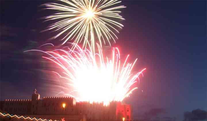 Nemisis Fireworks