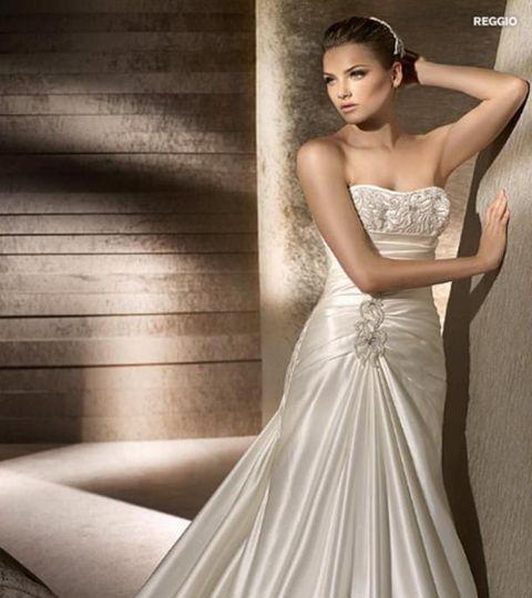 Bespoke Wedding Gowns Blackburn
