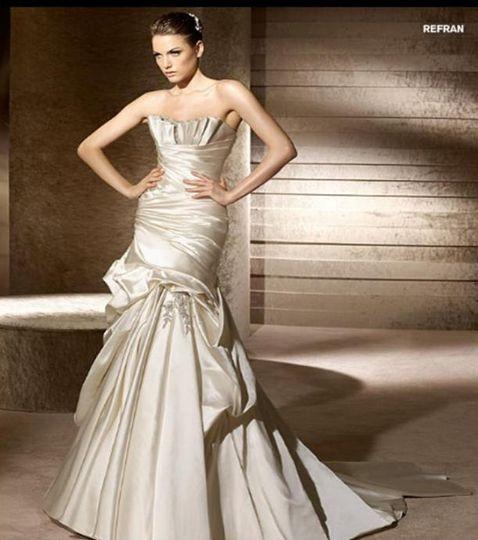 Designer Wedding Gowns Blackburn