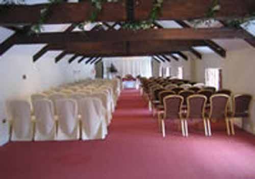 Chair Covers & Arrangements