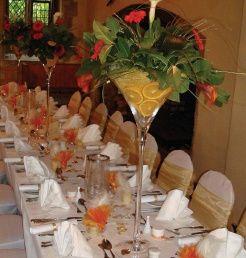 Fabulous table arrangements