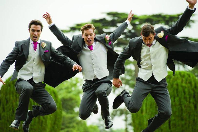 Wedding uits