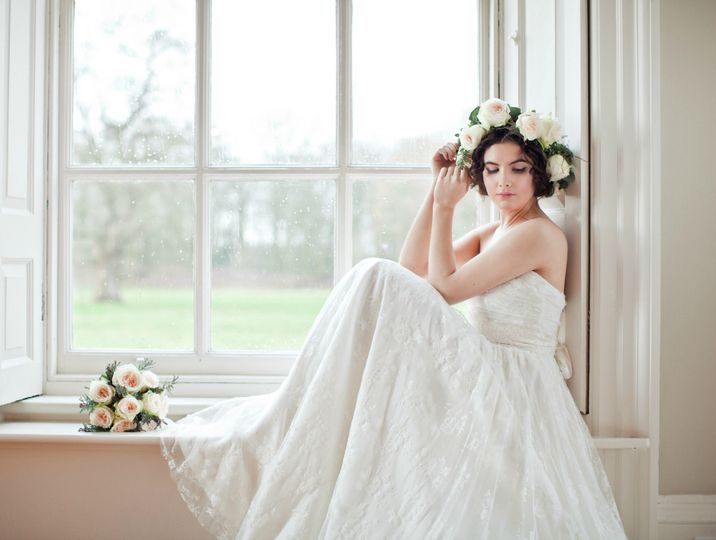 Cicily Bridal Styling