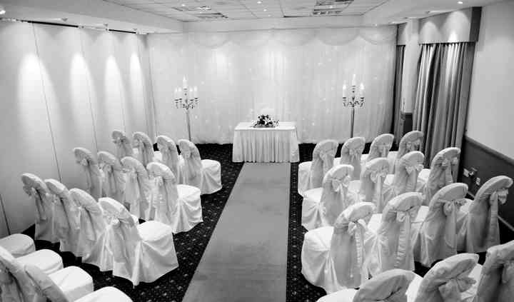 Ceremony room - Ailsa