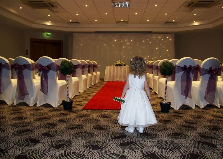 Arran ceremony