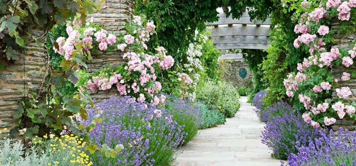 Famous somerset gardens