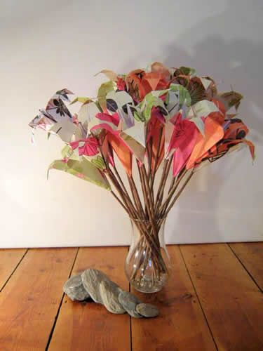 Creative Table Flowers