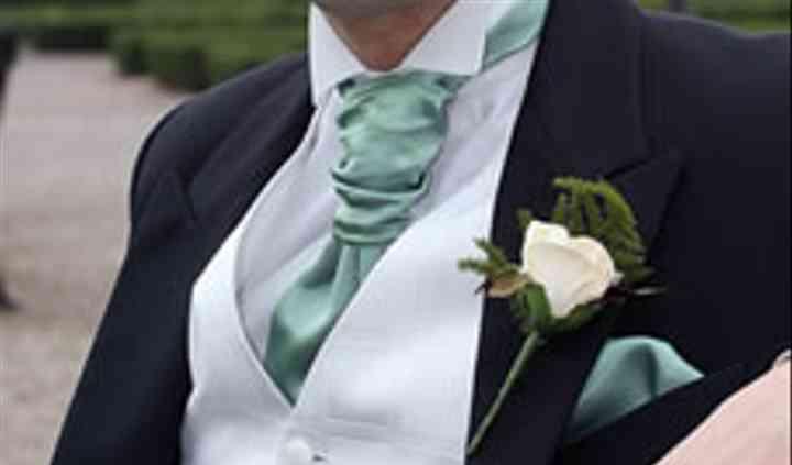 Man's cravat