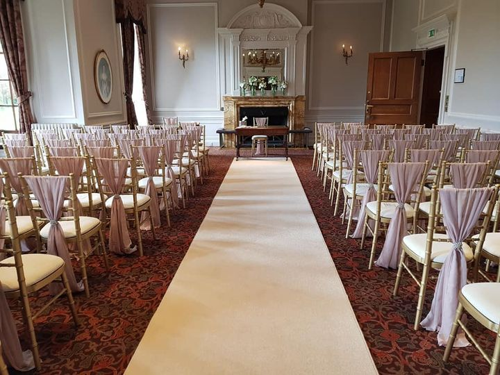 Aisle Carpet