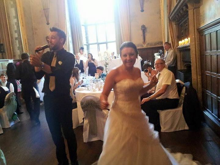 Sing with the bride
