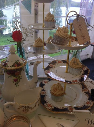 Image Result For Hire Vintage Cake Stands For Afternoon Tea