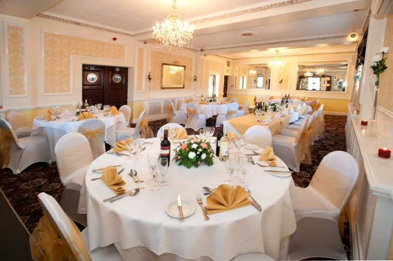 Grand St Leger Hotel Weddings