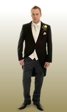 Modern Wedding Suit Hire