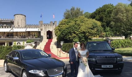 Jaguar Weddings Belfast