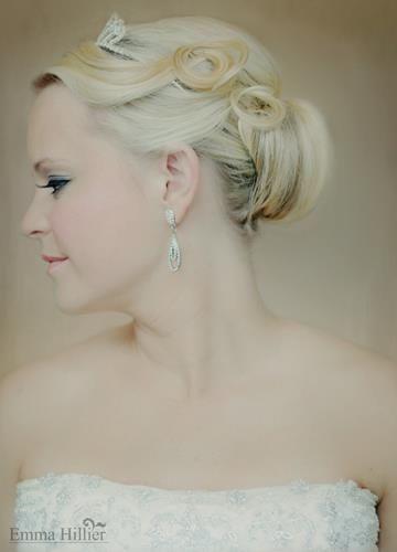 Vitnage hair