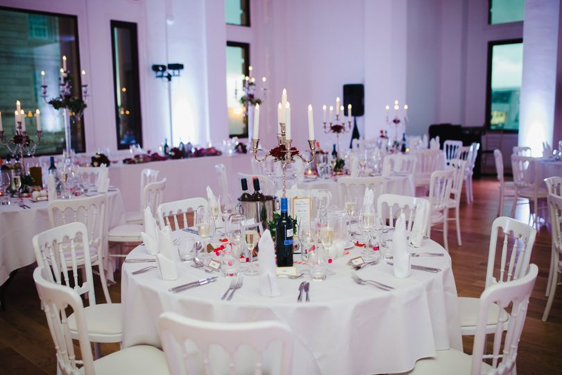 Wedding Reception From The Venue At The Royal Liver Building Photo 21