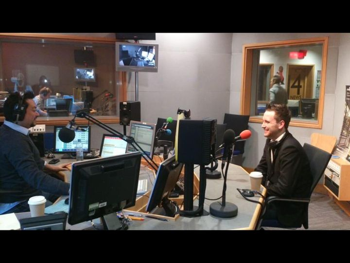 Nearly Buble @ BBC Radio Leeds