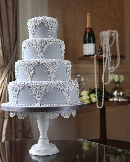 Wedgewood Wedding Cakes