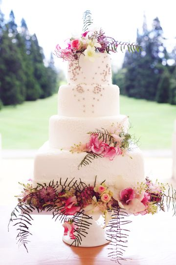 Wedding Cakes North East England