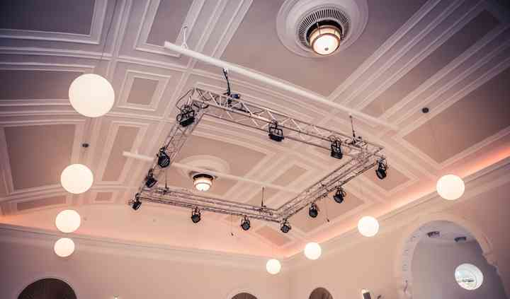 Main Hall Lighting