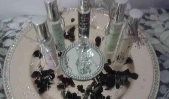Wedding Perfume Collection