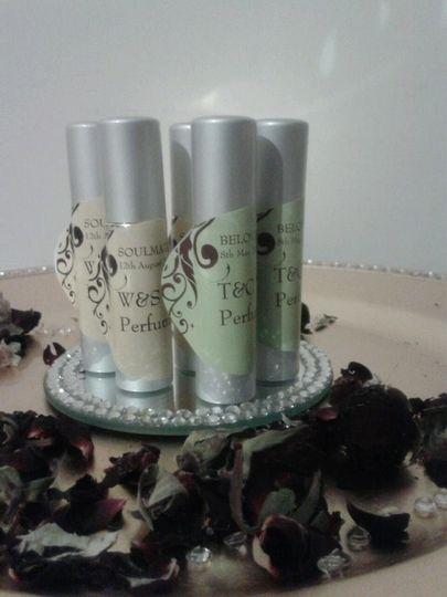 Wedding scents