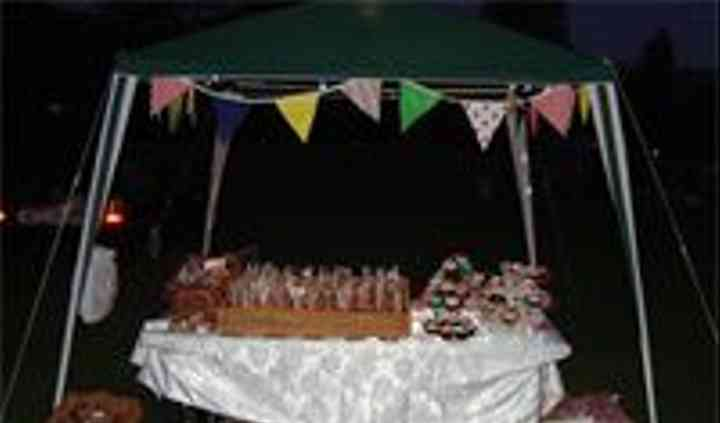 Bonfire bonanza stall at River Dart