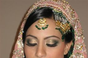 FACES Asian Bridal Makeup