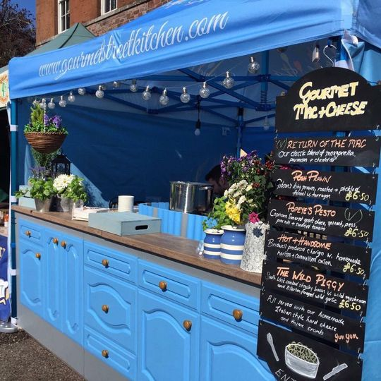 Gourmet Street Kitchen