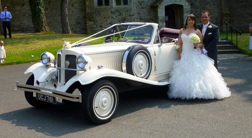 Married in style