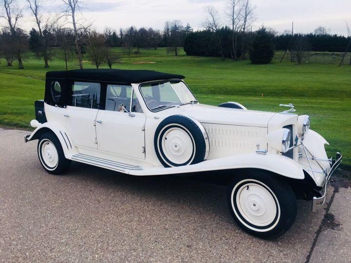 D & C Wedding Cars