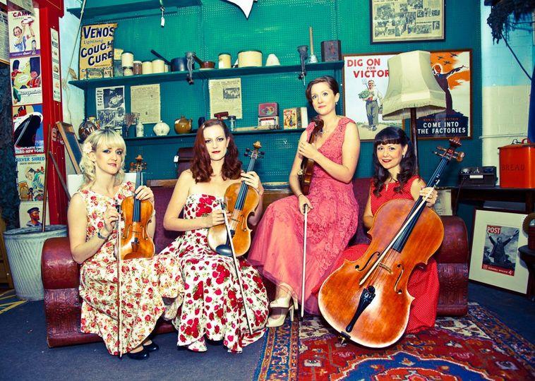 The Vintage String Quartet