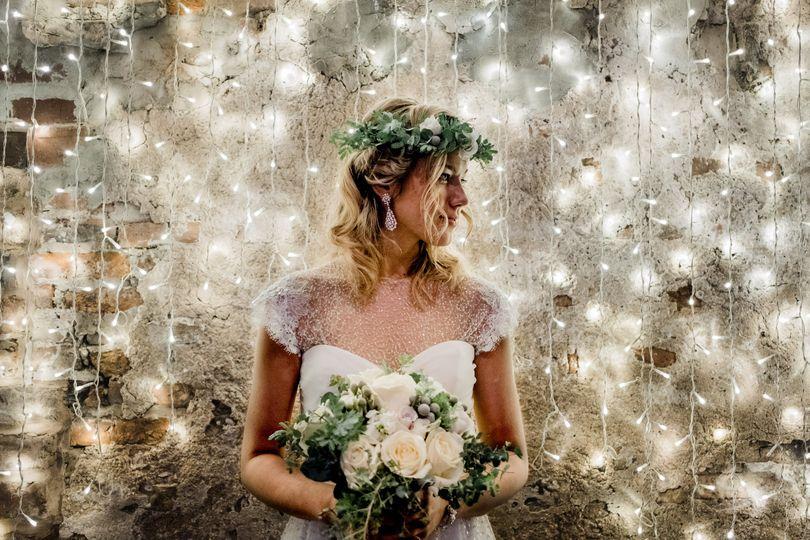 Bride Magazine shoot.