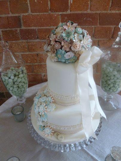 Mariella Style Cake Topper