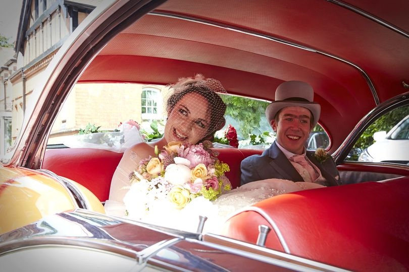 Rocket 88 Wedding Cars