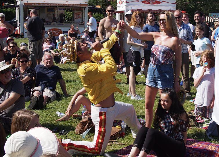 Portishead Carnival