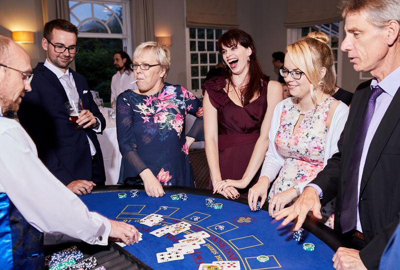 Fun Casino Fun - Casino Hire