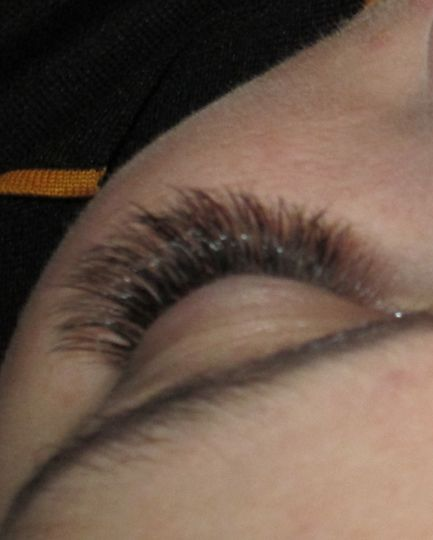 Russian volume lash extension from Lashes by Lana | Photo 4