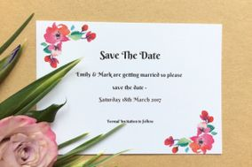 Marry Me - Wedding Stationery