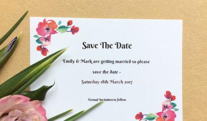 Marry Me - Wedding Stationery