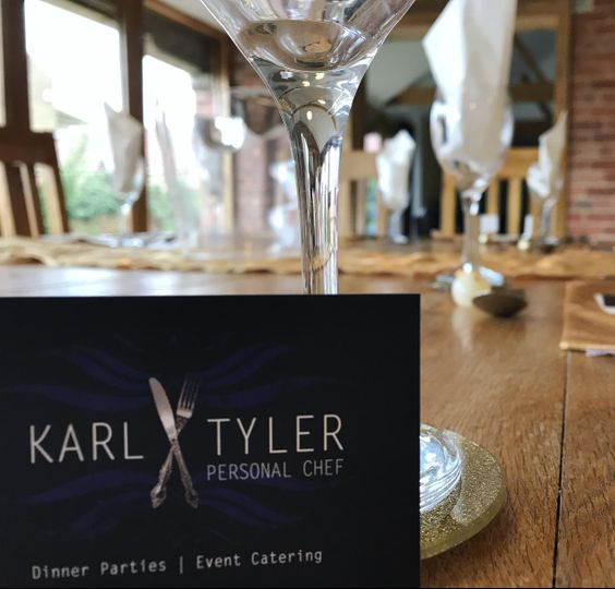 Chef Karl Tyler