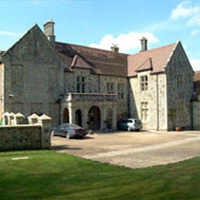Landguard Manor exterior