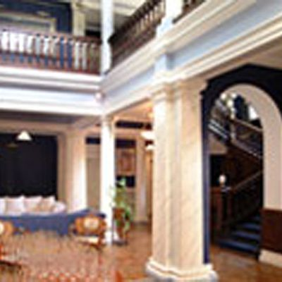 Landguard Manor Hall